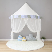 Nordic Children Tents Indoor Princess Game House Wall Mosquito Nets ~ Fresh