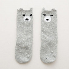 Teddy Bear Knee High Stockings Socks